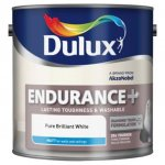 3 for £40 Dulux Coloured Emulsion 2.5L at B&Q ( inc Bathroom, Endurance)