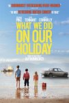 Free Screening to What We Did On Our Holiday 21/9/14 @ SFF