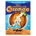 Terrys Chocolate Orange Cosmic Toffee Crunch 170g £1 @ Morrisons