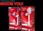 Win a Colgate ProClinical C350 electric toothbrush @ colgate.co.uk