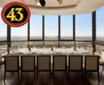 WIN A MEAL TWO AT GALVIN AT WINDOWS WITH LICOR 43 @ StyleNest