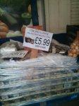 Branston Beans 24 tins £5.99. Toor supermarket Birmingham