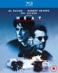 Heat [Blu-ray + UV Copy] [1995] [Region Free] @ Amazon/RevisionNet - £5.25 Delivered