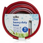Heavy duty garden hose 15m for £2.50 @ Wilko instore