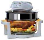 17Ltr 1400W Halogen Oven with full accessories at appliance direct £29.98 plus £3 postage