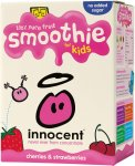 Innocent Smoothies for Kids (4 x 180ml) was £2.99 now £1.49 @ Waitrose @ Morrisons