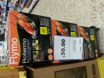 Flymo Rollermo lawnmower £30 Tesco instore