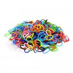1800 Colourful Loom Bands & 75 Clips 79p delivered at Amazon / Electro World.