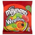 130g bags of Maynards Wine Gums or Jellie babies 4 for £1.00 @ Heron
