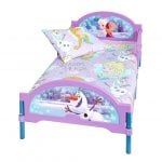 Disney Frozen Toddler Bed - £63.99 Delivered with code CAT6OFF online @ Smyths Toys - Also Frozen toddler bed, Frozen bedding & a mattress for £93.97 (with the same code)