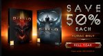 Diablo III & Reaper of souls 50% off each £16.49 @ Battle.net