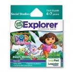 LeapFrog Explorer Learning Game - Dora the Explorer £4.75 @ TheToyShop