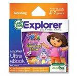 LeapFrog LeapPad Ultra eBook - Dora the Explorer £4.75 @ The Entertainer