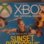 Free issue of OXM (official xbox magazine)IOS and android