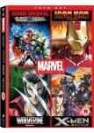 Marvel Anime Boxset (Avengers, Iron Man, Wolverine, X-Men - 7 DVD Set) Preorder @ Base - £10.99