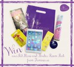 WIN: An iPad mini and beauty goody bag with Feminesse Powder Room @ Closer
