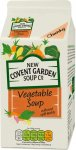 New Covent Garden Soups (600g) was £2.00 now £1.00 @ Morrisons (ONLY SOLD IN THE LARGER STORES)