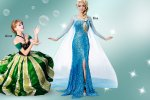 Adult Frozen-Inspired Costume 83% Off Now £19.99 + £4.99 P&P @ Wowcher