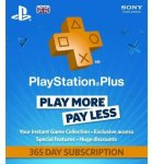 playstation plus 1 year ps+ £34.90 @ CDKEYS.com