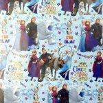 Disney frozen gift wrap 4m for £1.49 at Dunelm Mill
