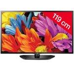 LG 47LN5400 47 Inch Full HD 1080p LED TV £319 + £9.99 delivery @ Pixmania (£328.99)