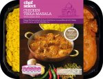 Chef Select Indian Meals (450g) ONLY £1.49 @ Lidl