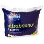 4 Silentnight Bounceback pillows £9.99 INSTORE @ TJ Hughes