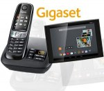 "Win a Gigaset new 8"" tablet and home phone worth £200 @ That's Life"