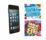 Win a 32GB iPod Touch, NOW Chilled & Now 88 CDs @ That's Life