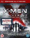 X-Men and The Wolverine Adamantium Collection on Blu-Ray £19.99 @ Zavvi