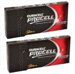 20 x Duracell Procell AAA Alkaline Batteries 1.5v MN2400  £4.69 Delivered Free @ Tooltime UK Ltd's eBay Shop