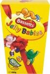 Bassett's Liquorice Allsorts (460g)/jelly babies £2 @ tesco