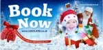 Legoland entry, Santa meet & Lego gift 1 adult & 1 child £50 (£45 after £5 Quidco)