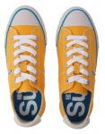 New Womens Superdry Super Series Low Trainers Shoes Nectar Orange DD @ Ebay / superdrystore £13.99 FREE Delivery Was £34.99