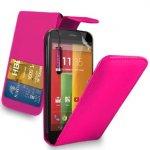 hot pink moto g flip case 99p delivered  @ amazon / GB Online Sales