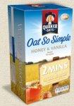 Quaker Oats So Simple - 10x 33.8g sachets, ALL flavours, Asda Bedminster (Bristol), £1 a box!