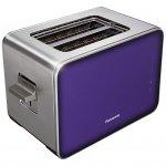 Panasonic NT-ZP1 2-Slice Toaster, Violet,  @ John Lewis £39.97