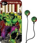 Marvel Hulk IPhone 5/5S Case and Earphones £5.99 Delivered From Argos eBay Outlet