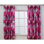 £7.99 Less Than Half Price Was £21.99 Hello Kitty Pencil Pleat Curtains @ Argos