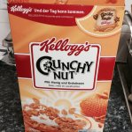 Kelloggs Crunchy Nut Cornflakes £1 500g @ Family Bargains