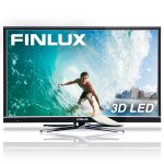 Finlux 32 inch 3D TV with Freeview and 8 pairs of 3D Glasses £199.99 @ Amazon / Finlux Direct.