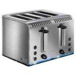Russell hobbs 20750 buckingham 4 slice toaster £24.50 @ Tesco Direct