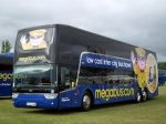 megabus glasgow to aberdeen from £1 plus 50p booking fee