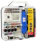 Xenta 163 Piece Rotary Tool and Accessory Kit - £16.98 Delivered @ Ebuyer