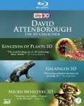 David Attenbourough 3D Collection Blu-Ray Only £18 (3 series - 10 hours of viewing) @ Sainbury's