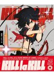 Kill la Kill: Part 1 of 3 (Blu-ray) - £39.99 @ Base.com