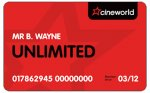 Cineworld Unlimited Card 12 months - £96 with Tesco Clubcard Boost