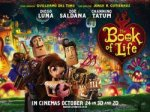 SFF The Book of Life ODEON