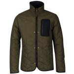 Boxfresh Men's Bristol Ivy Green Quilted Jacket - £16.99 delivered w/code + 8.4% TCB @ The Hut