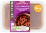 M Kitchen Indian (Take Away) Meals (28 / 29 / 30% Breast of Chicken) from Morrisons (385g) was £3.25 now £1.62 @ Morrisons